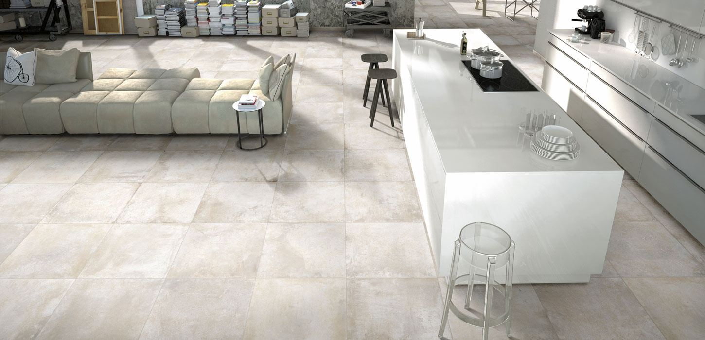 Metal Effect Floor & Wall Tiles | Ceramica Rondine