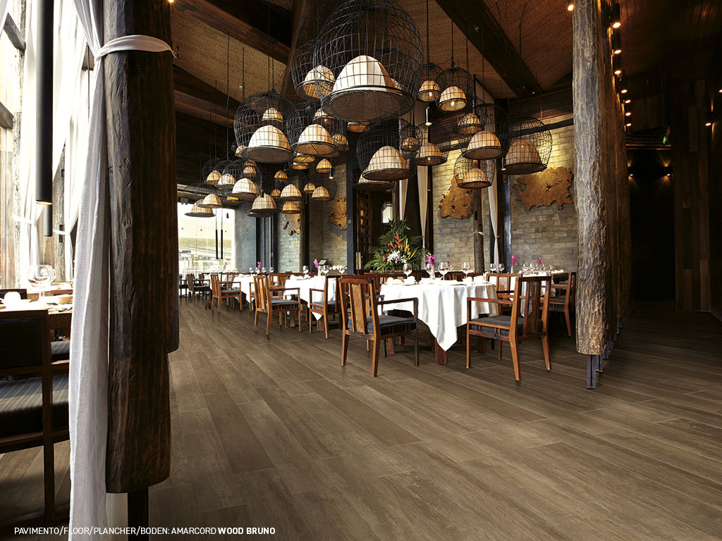 Tiles for Business Activities Amarcord by Ceramica Rondine