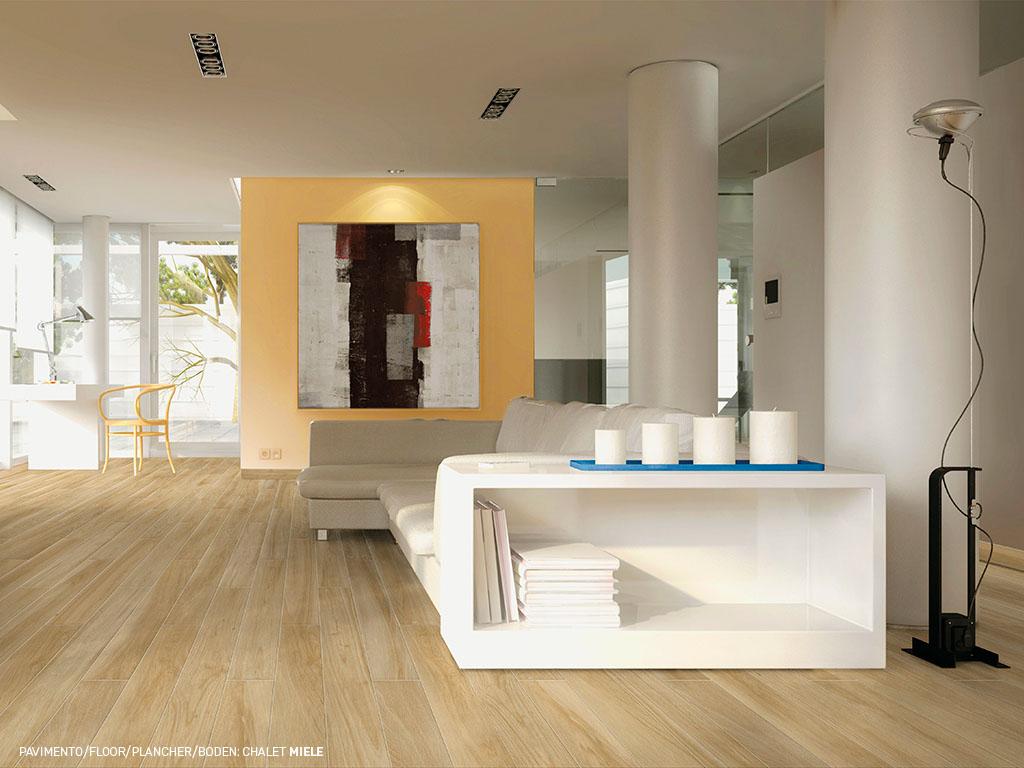 Pavimenti e rivestimenti in Gres Porcellanato effetto legno ...