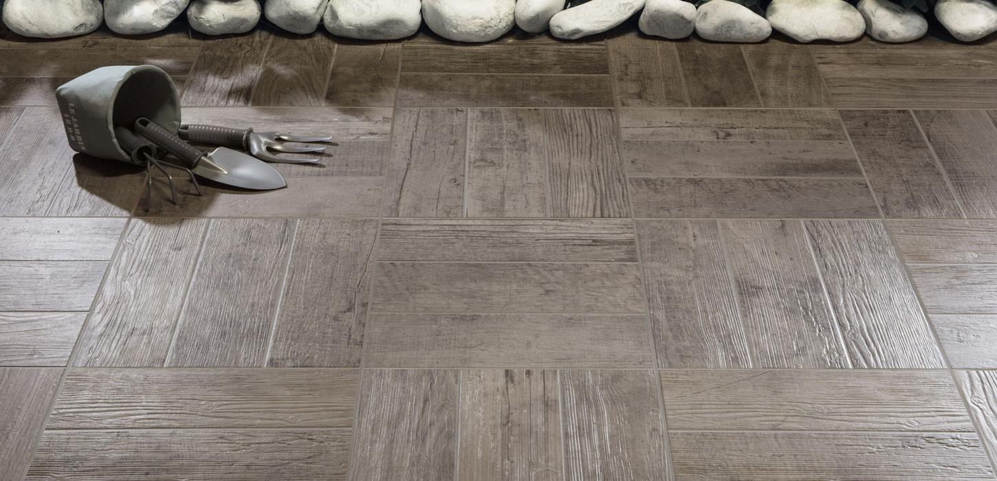 Wood effect flooring Doghe by Ceramica Rondine