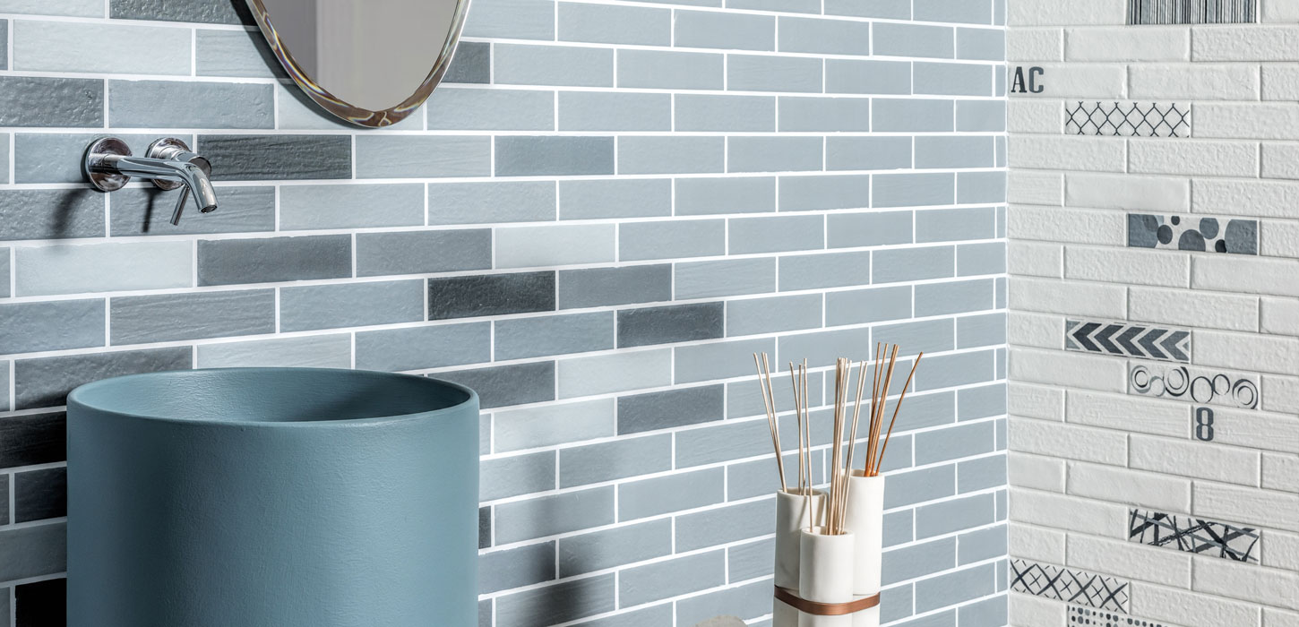 Brick effect wall tiles Urban & Colors