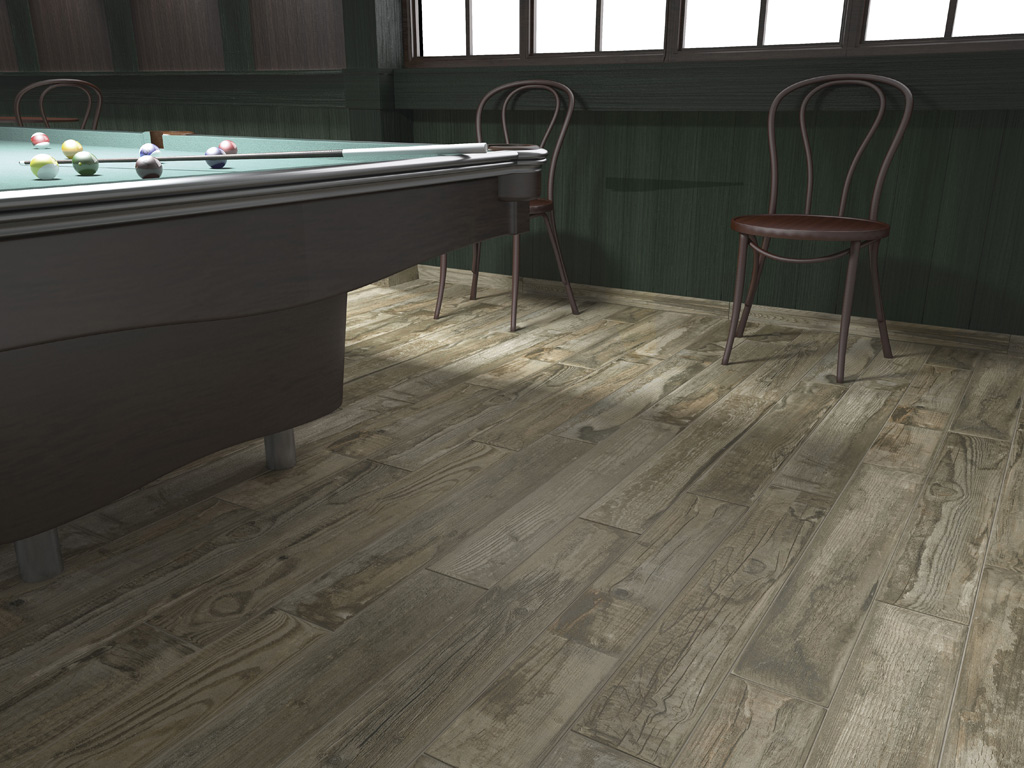 Wood effect porcelain stoneware tiles Salvage | Ceramica Rondine