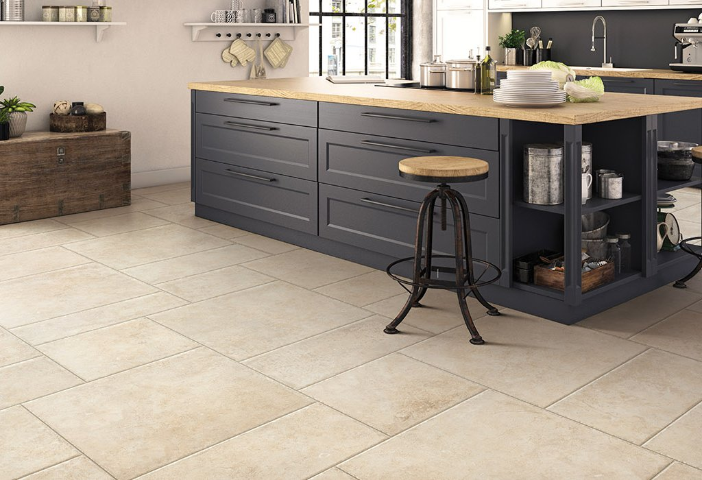Country effect flooring Terre d'otranto by Ceramica Rondine