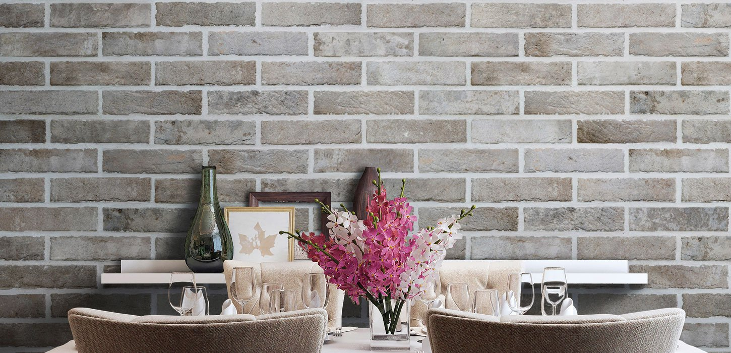 tribeca brick effect tiles
