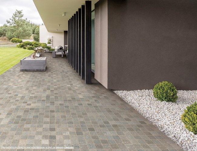 Piastrelle color marrone Aurelia by Ceramica Rondine