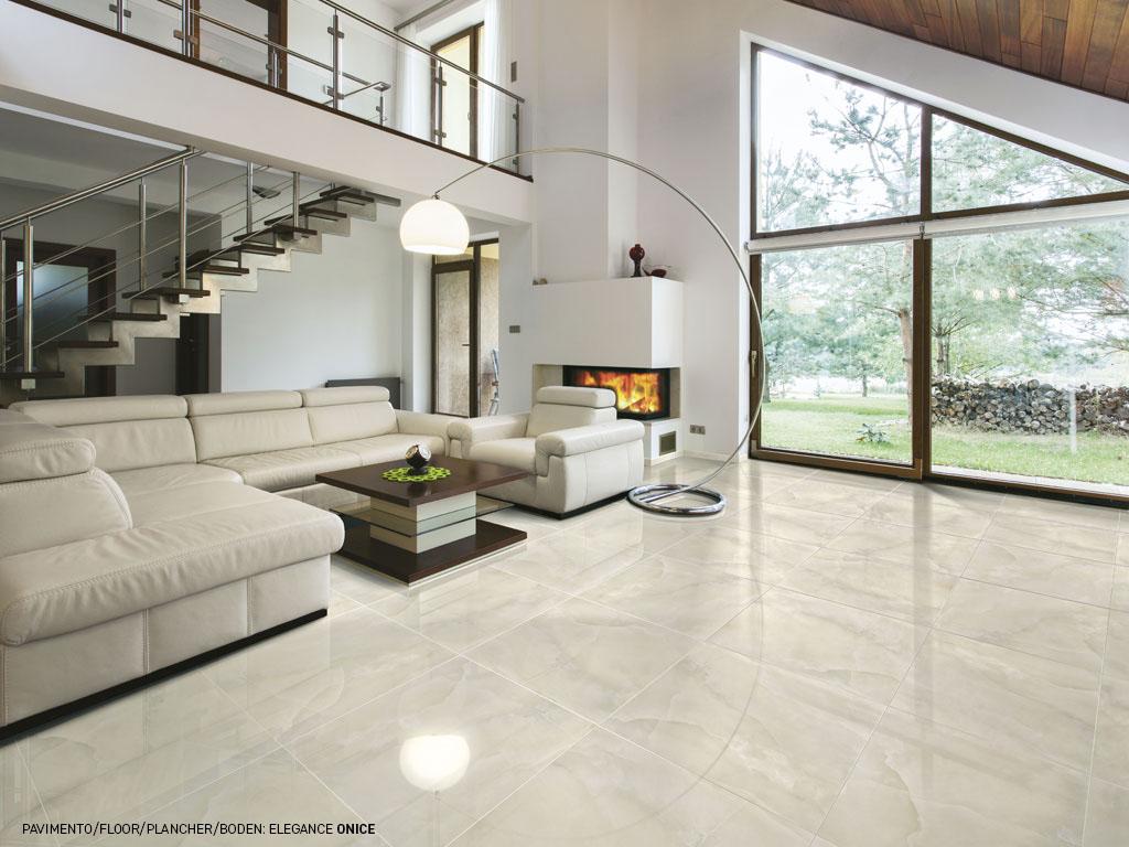 Gres porcellanato effetto marmo grande formato ceramica for Mattonelle design