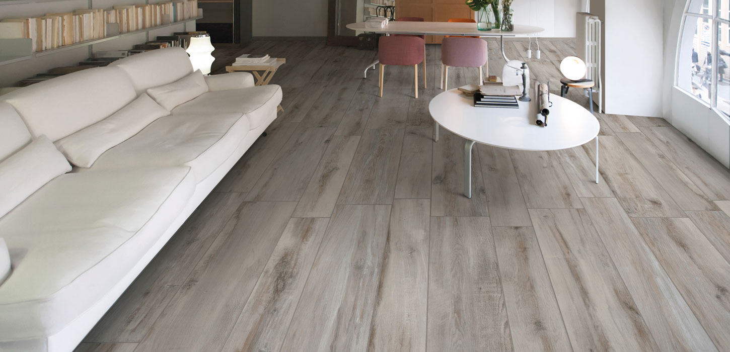 Vintage Oak Wood Effect Porcelain Stoneware Tiles Decap 233