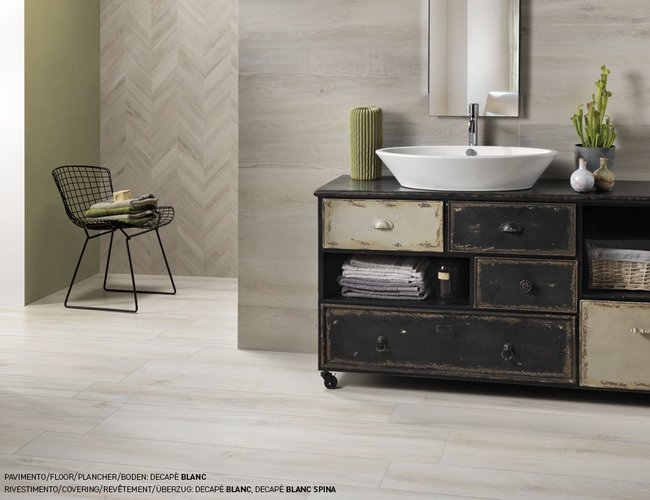 Piastrelle color marrone Decape' by Ceramica Rondine