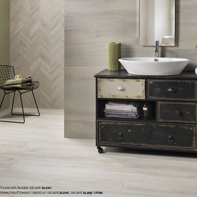 Brown tiles Decape' by Ceramica Rondine
