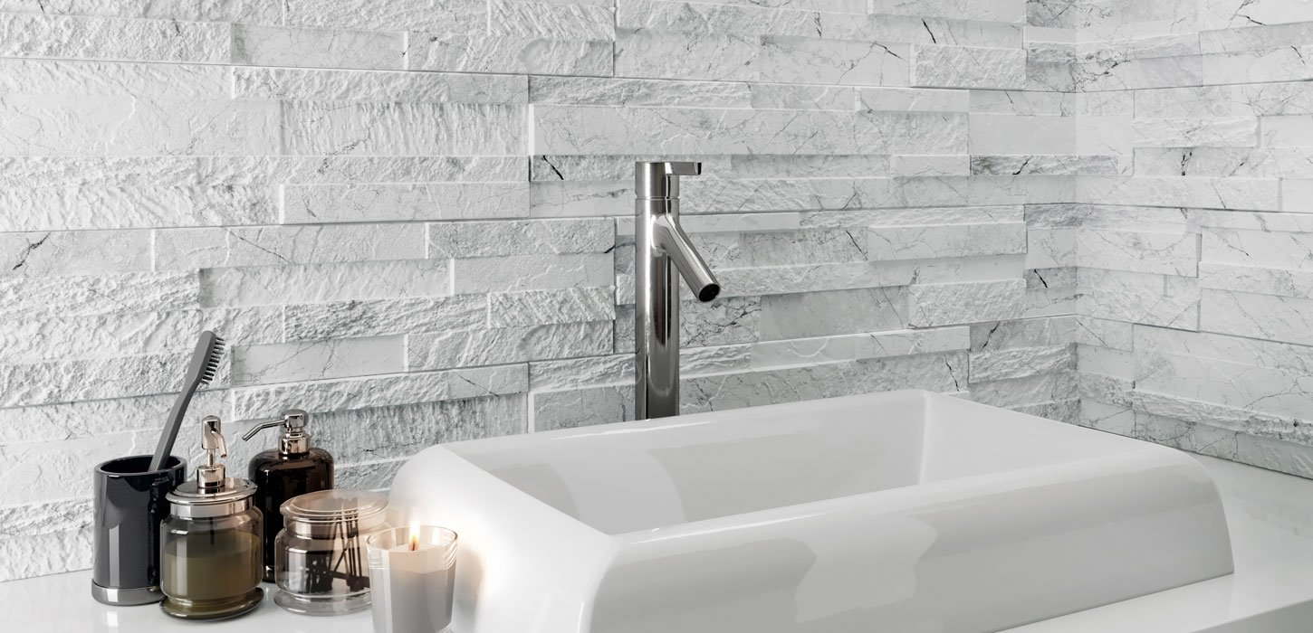 Tiffany Marble Effect Wall Coverings Ceramica Rondine