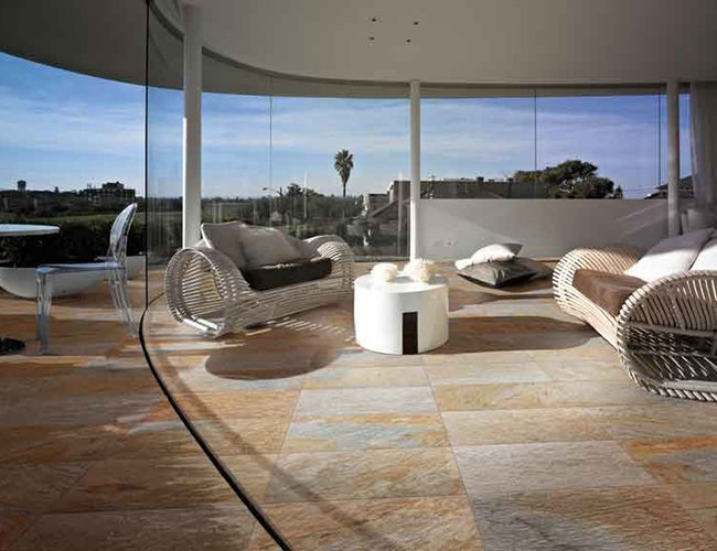 Multicolor tiles Golden light by Ceramica Rondine
