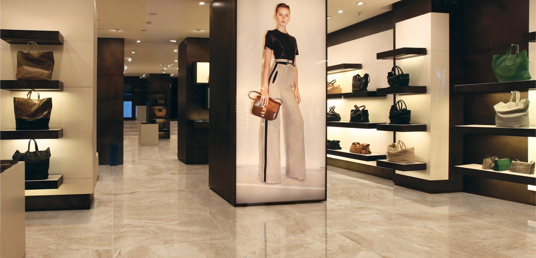 Pavimento Finto Marmo Lucido piastrelle effetto marmo luxury | ceramica rondine
