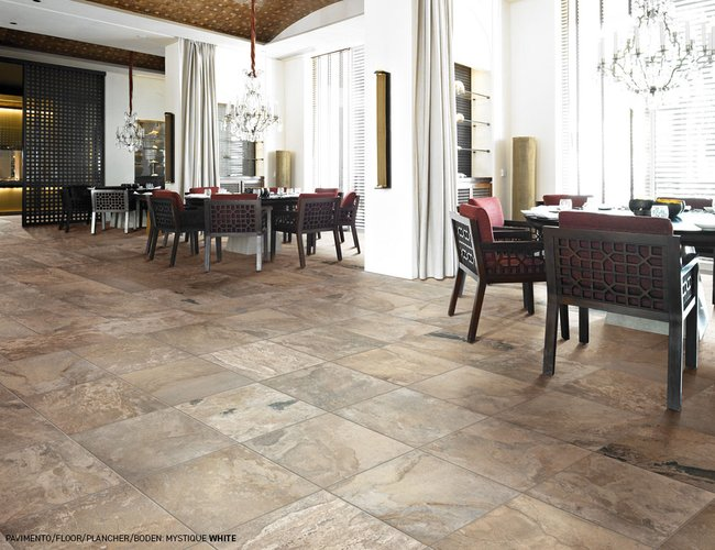 Carrelage multicolore Mystique by Ceramica Rondine