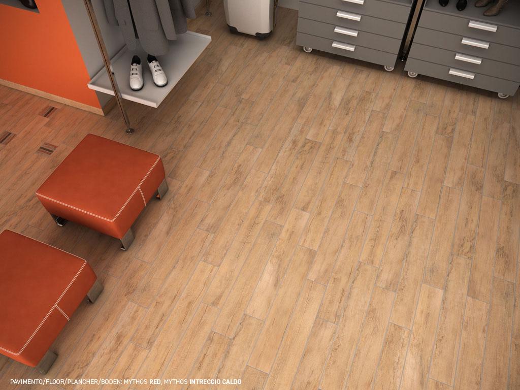 Pavimento in gres porcellanato effetto parquet ceramica for Pavimento ceramica effetto parquet