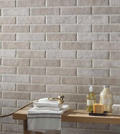 Brick generation piastrelle effetto mattone ceramica for Piastrelle effetto mattone