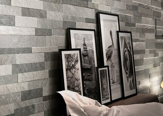 Beauty that furnishes: 3D tiles