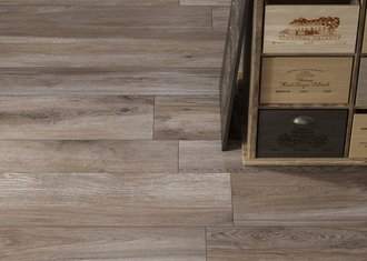 The wood effect: the king of floor coverings