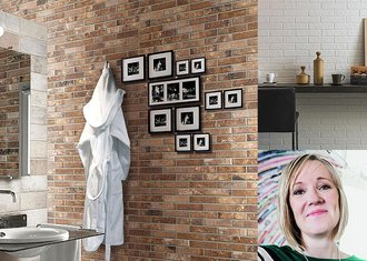 The Rise of Brick Effect Tiles in Modern Décor by Love Chic Living