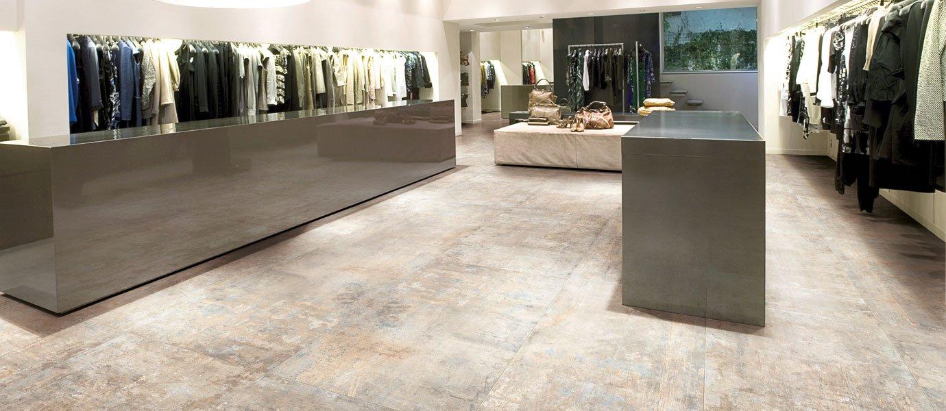 Porcelain stoneware floors since 1961   Ceramica Rondine