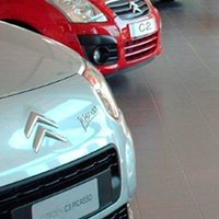 Showroom Citroën de Sarzana