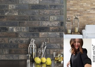 Exposed Brick Wall Design Ideas for your home by Bodie and Fou