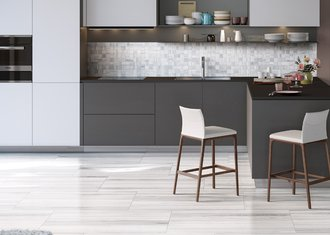 Tiles in the kitchen: our advice